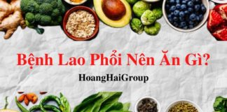 Benh lao phoi nen an gi Che do dinh duong cho nguoi lao phoi