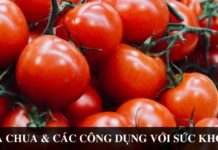 14 cong dung than ky cua ca chua doi voi suc khoe