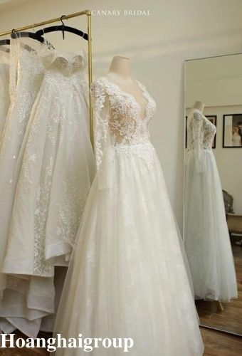 Studio áo cưới Canary Studio & Bridal-1
